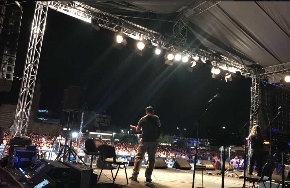 Concert kirsehir Makas Band