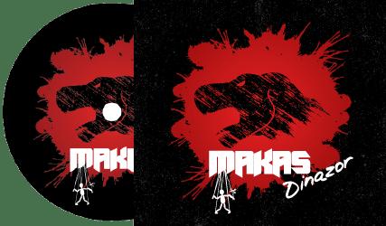 Artword CD Dinazor Makas